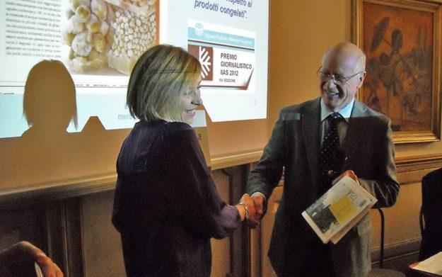 Premio giornalistica IIAS 2012